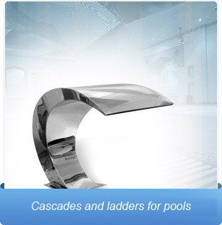 Cascades and ladders for pools