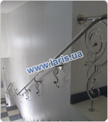 Wall-type handrails
